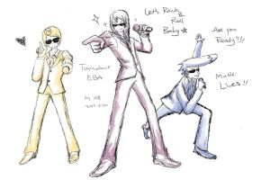 Turnabout Agents by RabbitonBooks