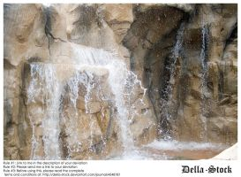Rainforest Cafe Waterfall.3 by Della-Stock