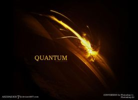 Quantum Brushes - PS7 by kabocha