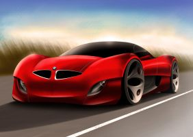 BMW-Concept... by Morfiuss