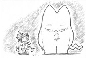 Gurumin A Monstrous Adventure by rongs1234