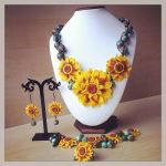 Sunflower Set by Merlyn-Wood