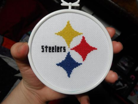 Steelers Logo by carand88
