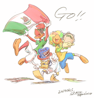 World cup! by chacckco