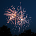 Firework Image 0529 by WDWParksGal-Stock