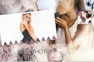 +Photopack de Ariana Grande. by MarEditions1
