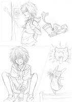 Sweet Little Stray Cat - P2 by Tenshi--no--yume