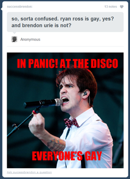 Of course brendon by GhostGurl26