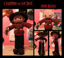 ...Freddy Krueger... by ruiaya