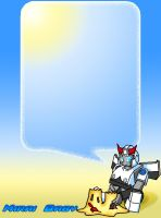 TF Journal: June 2008 by miraibaby
