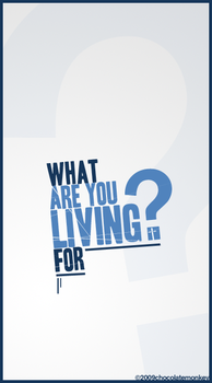whatareyouliving by Draciel56