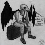 Angels Don't Exist - Coming Home by Mottenfest