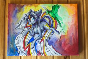 Water Color: Velvet Remedy by Wilvarin-Liadon
