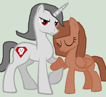 What if T.C. dated a Unicorn DeathAuther by TheYaoiLover24