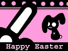 happy easter by scuzme