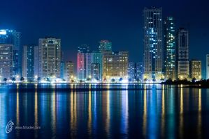 Sharjah by fahadee