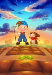 Harvest Moon: back to nature by odilzz
