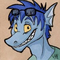 Commission - Levi Icon by Viccinor
