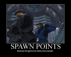 Halotivational Poster 5 by GeneralMechanics
