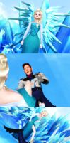 Don't Anger Elsa! by Simmeh
