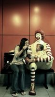 Ronald's Family by Chaerul-Umam
