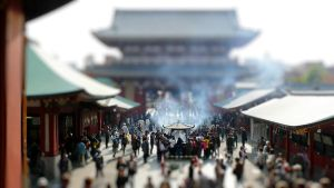 Tilt Shift Wallpaper 21 by leiyagami