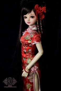 New style of Cinderella 11 by Angell-studio