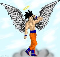 Someone We All Look Up To by Dbzbabe