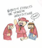 Spanish Inquisition by Flying-Circus