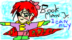 BookMan_Jr by signrain