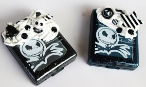 Jack Contact Cases by AndyGlamasaurus