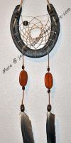 Horseshoe Dreamcatcher 19 by jedimarajade2