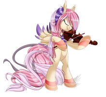 Feel the music by BlackFreya