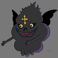Lumpy Space Ryuk by sabbatica