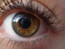 Natural Eye Stock 4 by Capoodra-StockImages