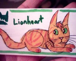 Lionheart by panthereye24