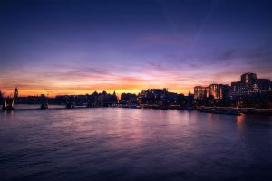 London Night by fbuk