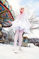 Snow Sweet Lolita - 2 - Carousel by Poduwka-2