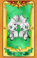 CCC The Twin by ChibiDonDC