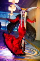 Sorceress Ultimecia at Katsucon 2013 by pixiekitty