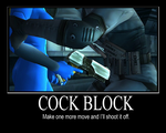 cock block by riddley94