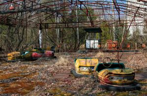 Abandonend Amusment Park III by CMiner1