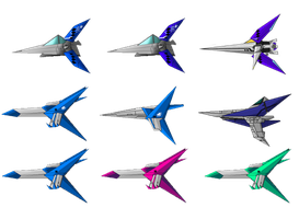 Star Figther 1 Sprites by sudro