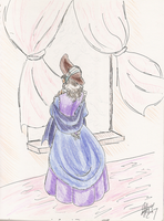 My Lady at Chesney Wold by Sammi-The-FF-Freak