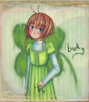 Lucky by kiz-chan
