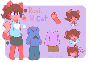 Roxi Reference Sheet 2017 by Roxinable