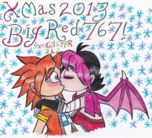 Xmas 2013: BigRed767 by gilster262