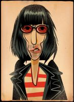 JOEY RAMONE by MY-METAL-HAND