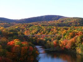 Autumn Colors Hudson Valley by body-electric