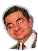 Mr Bean by surfdabbler